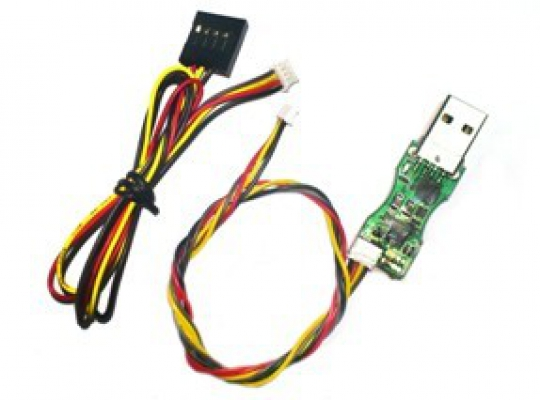 FrUSB-3 Upgrade Cable for Sensor Hub, Modules and Receivers