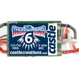 Castle Creations Thunderbird 6A