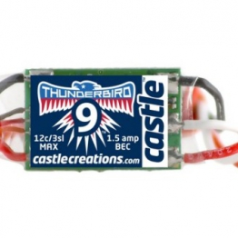 Castle Creations Thunderbird 9A