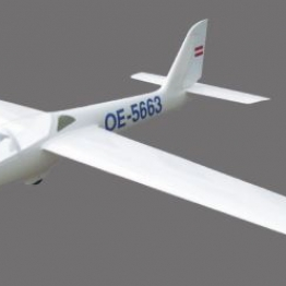 Royal Model MDM1 Fox 2.2M Sport Scale Glider