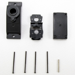 MKS Servo Case Pack and Screws DS530 Servo