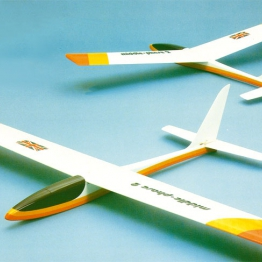 Chris Foss Designs Middle Phase 2 RC Glider