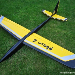 Chris Foss Designs Phase 6 RC Glider
