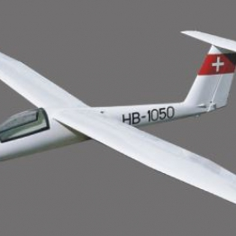 Royal Model Pilatus B4 3M Sailplane