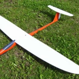 Royal Model Pierot 1.5M Glider or Electric