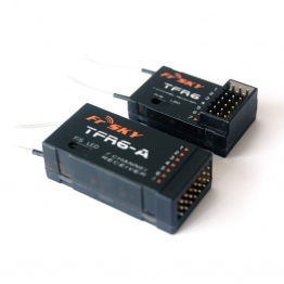 FrSky TFR6-A 2.4ghz FASST Compatible Receiver