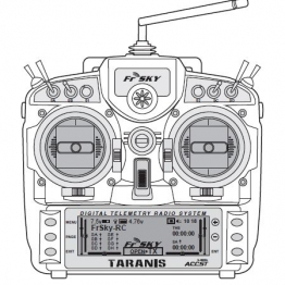 TARANIS TX Spare and Replacement Parts