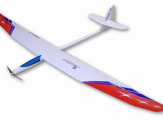 TOPMODELcz Fantasy 3.2M High Performance EP Sailplane
