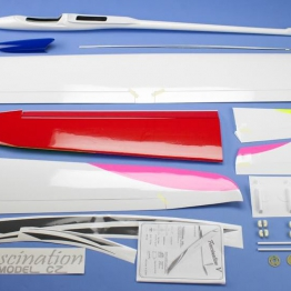 TOPMODELcz Fascination V 3.6M EP Sport and F5J Glider