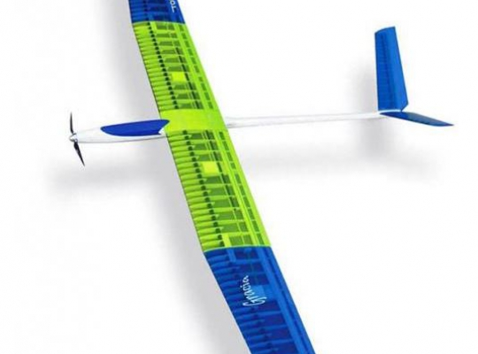 TOPMODELcz Gracia 3.07M Lightweight EP Thermal Glider