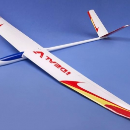 TOPMODELcz Ideal V and X 3.2M High Performance EP Sailplane