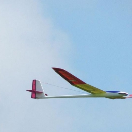 TOPMODELcz Prelude 2.5M EP Lightweight Thermal Glider