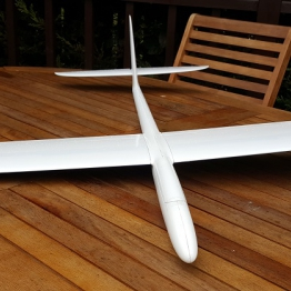 Air One Mini Acacia 1.5metre Moulded Glider