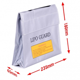 Lipo Battery Safe Bags