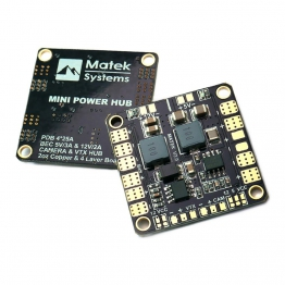 Matek Mini Power Hub 5v &12V