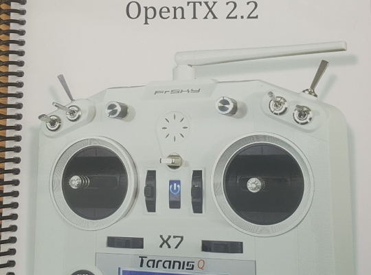 Taranis Q X7 OpenTX User Manual