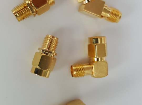 SMA and RPSMA Adaptors