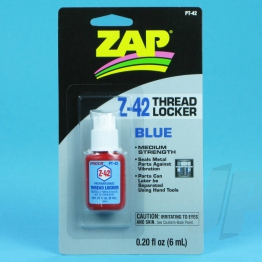 PT42 Thread Locker Z-42 (Blue) 0.2oz