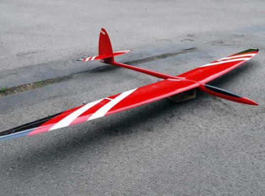 Aeroic Schwing 88 2.2metre Aerobatic Moulded Glider