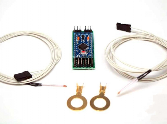 Advanced Telematix AT-V1 Sensor hub for FrSky