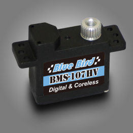 Blue Bird BMS-107HV Mini Wing Servo
