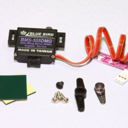 Blue Bird BMS- 555DMG Wing Servo
