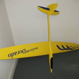 RCRCM Dorado Aerobatic 2.35 metre Moulded Model