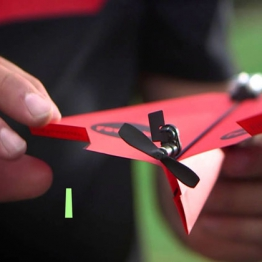 Dream 1 Paper Plane RC Electric Glider