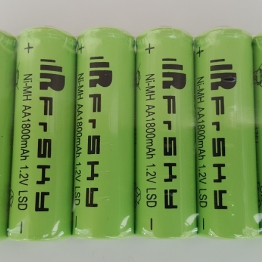 Frsky NiMH AA Batteries 6 Pack