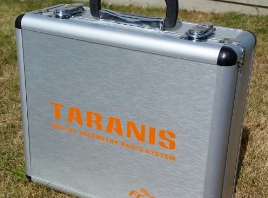 Taranis X9D Aluminium Carry Case