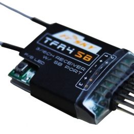 FrSky TFR4SB  FASST Compatible 2.4Ghz 4 to 16 Channel Receiver