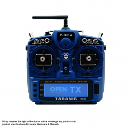 Taranis X9D Plus SE 2019 - Night Blue