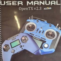 Taranis X Lite and Taranis Q X7 OpenTX 2.3 ACCESS User Manual