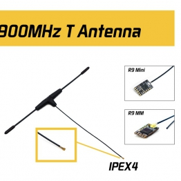 FrSky 868MHz Ipex4 T Antenna