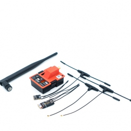 FrSky R9M Module With R9 Slim+ And R9MM Receivers 1 R9 MM T Antenna and 2 R9 Slim+ T Antenna