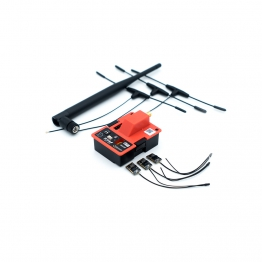 FrSky R9M Module With 3 R9MM And 3 T Dipole Antenna