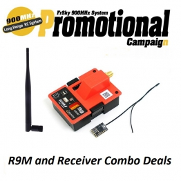 FrSky R9 Modules and Receiver Deals