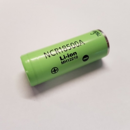 Panasonic NCR18500A 2000mAh Li ion Battery