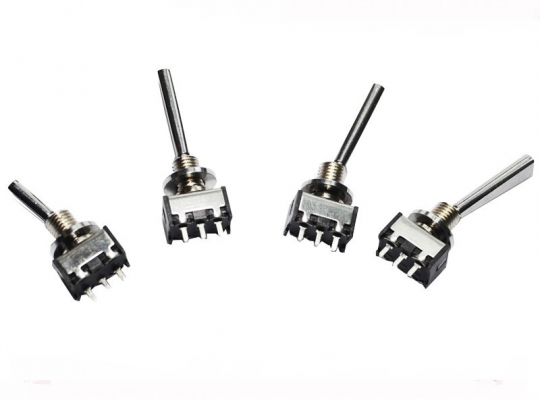 FrSky Upgraded Switches For Taranis X9D SE And QX7S