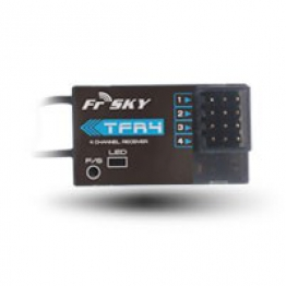 FrSky TFR4 4ch FASST Compatible Receiver
