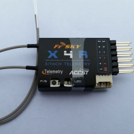 FrSky X4R-SB Receiver With Sbus and CPPM
