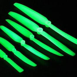 Gemfan ABS Glow In The Dark Fluorescent Propeller 2 Pair CW CCW