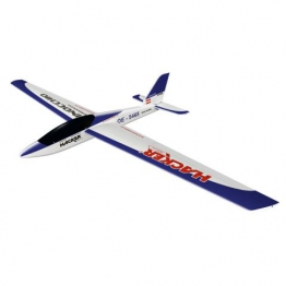 Hacker Model Fox ARF Semi Scale EPP Glider