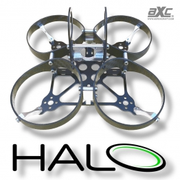 Aeroxcraft Halo Mini Quadcopter Carbon Frame
