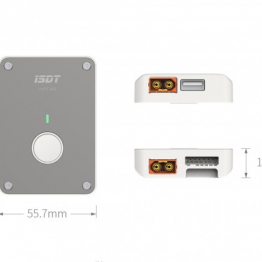 ISDT H605 Air Bluetooth App Charger