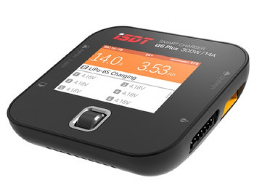 ISDT Q6 Pro 300W 14A MINI Pocket Battery Balance Charger