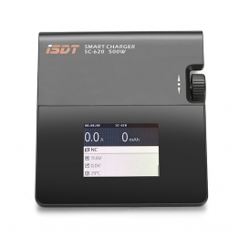 iSDT SC-620 500W 20A MINI Smart LCD Battery Balance Charger