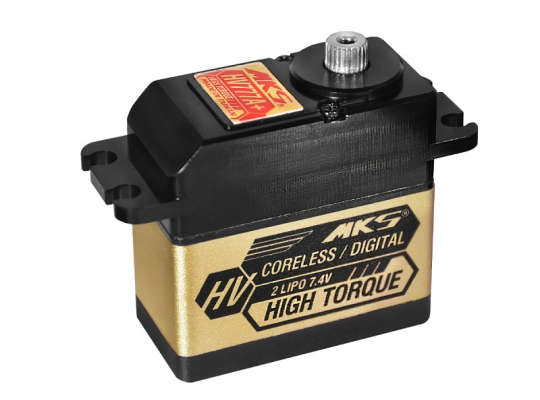 MKS HV777A+ High Torque Coreless Servo
