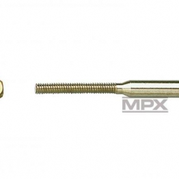 Multiplex M2 Threaded coupler 10 pcs. 702001