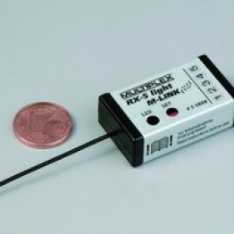 Multiplex RX-5 Light M-LINK 2.4 GHz Receiver 55808